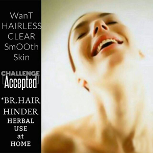 Unwanted Hair Removal, Stop Hair Growth on Face